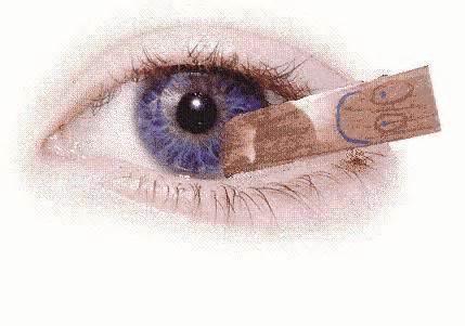 Plank-in-eye