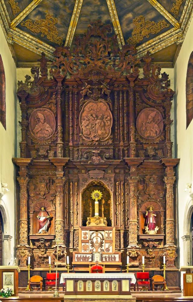 Basílica de Nuestra Señora del Pilar 5 inside