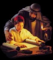 Joseph 3 with adolesant Jesus