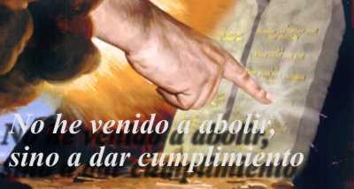 Resultado de imagen para Mateo 5,17-18