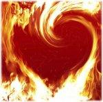 fuego del corazon